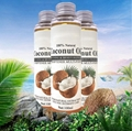 100 ml Organic Fractionated Hair Beauty