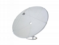 Middle Size Satellite Dish Antenna For