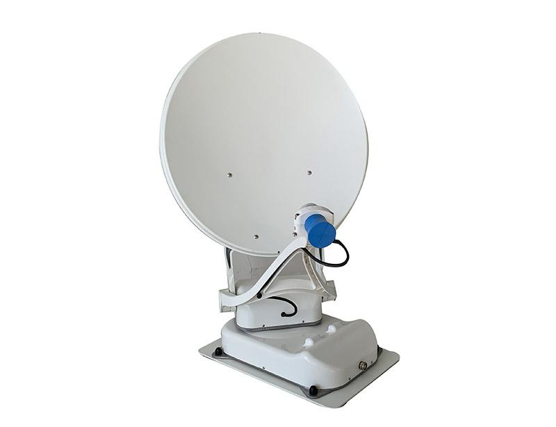 High Efficiency Parabolic Dish Automatic Satellite Tv Dish For Rv 1
