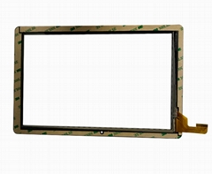 Factory direct CSTP capacitive touc panel for  KOISK Display Car