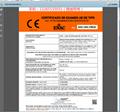 PPE  机构的口罩的CE认证技术文件辅导 1