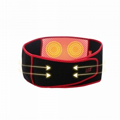 Far-Infrared Waist Brace Graphene Heating Nursing Product Relieve Ache