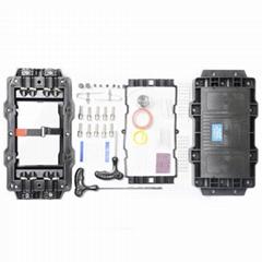 光纤通信FTTX帽式光缆街头盒12芯