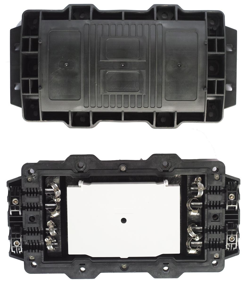 光纖通信FTTX帽式光纜街頭盒12芯 2