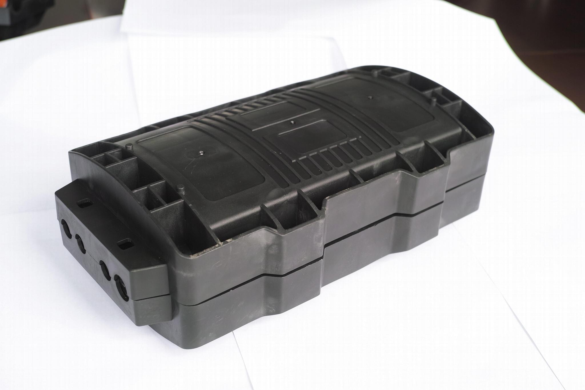 光纖通信FTTX帽式光纜街頭盒12芯 5