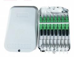 16芯分纖盒樓道箱