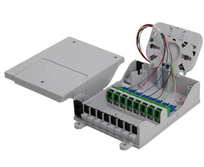 光纖分纖箱8芯盒子 2