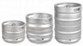 精酿啤酒桶 多种规格欧标桶304不锈钢 扎啤桶 自酿啤酒周转 1