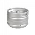 精酿啤酒桶 多种规格欧标桶304不锈钢 扎啤桶 自酿啤酒周转 3
