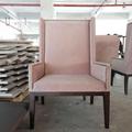 Ronghetai hotel sofa chair High quality