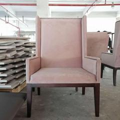 Ronghetai hotel sofa chair High quality sofa chair with customizable high qualit