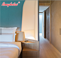 Ronghetai Hot Sale Italian Classic Bedroom Set Bed Hotel Furniture (AQH7) 2
