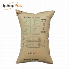 90*180cm Kraft Paper Air Dunnage Bag for Void Filling