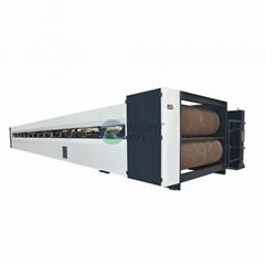 Corrugation Machine Double Facer Machine (Binding & Drying Part )
