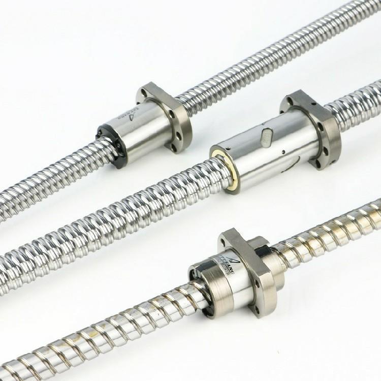 TPT正品滚珠丝杆左右旋对接精密丝杠套装腰型螺杆分板机丝杆 4