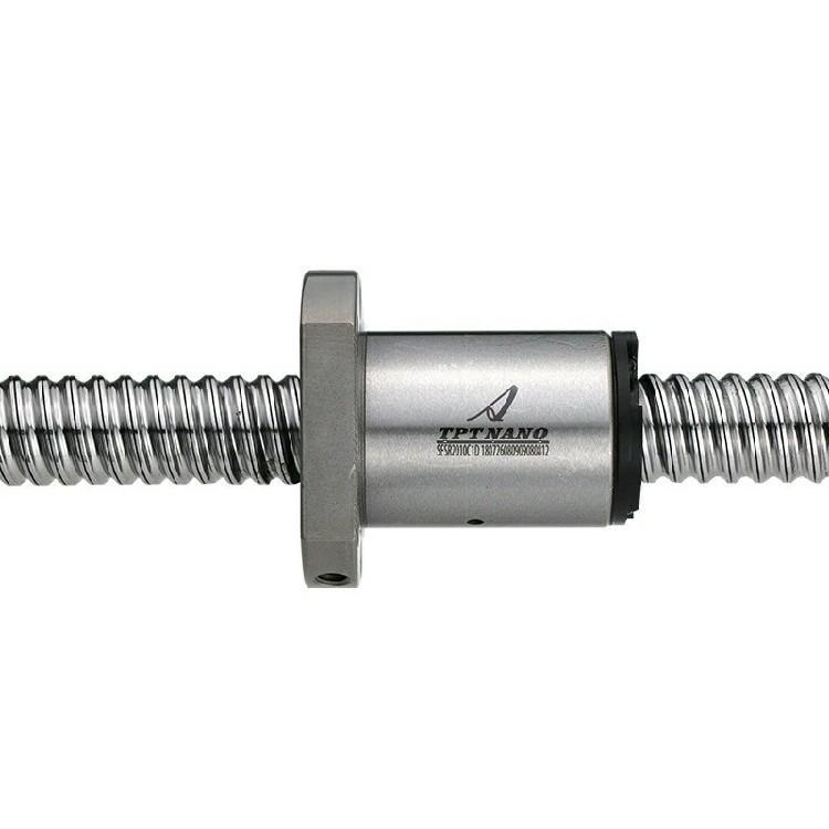 厂家直销TPT冷轧滚珠丝杆 高精度研磨模组丝杆 滚珠贴片机丝杆 5