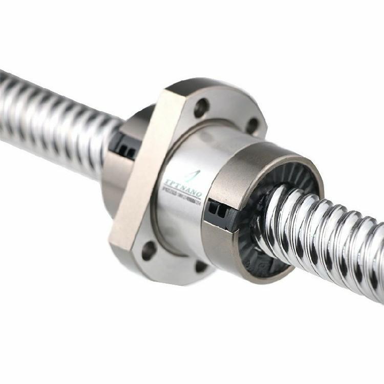 厂家直销TPT滚珠螺杆套装 高精密耐磨3d打印机配件滚珠丝杆副 4