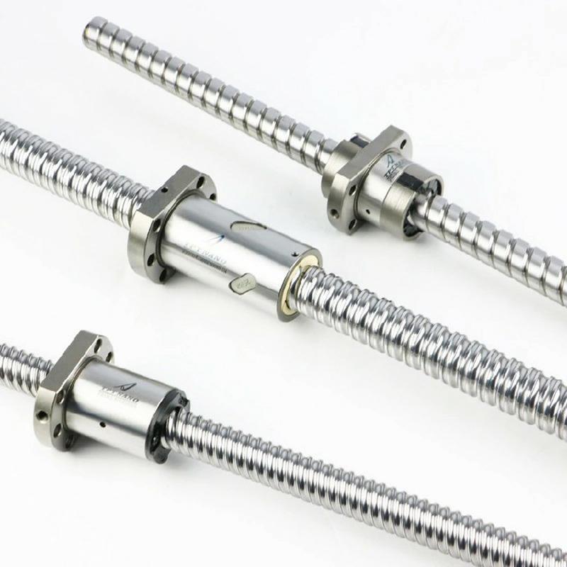 TPT正品丝杆 专业生产电子设备丝杆螺母 双螺母 滚珠微型丝杆 4