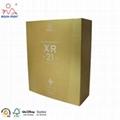 Wine & Brandy XO Packaging Paper Box