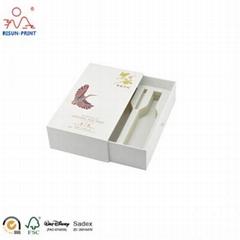 Cardboard Wine Gift Glass Box With EVA Insert
