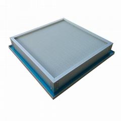 液槽式高效空氣過濾器無隔板低阻力高效率