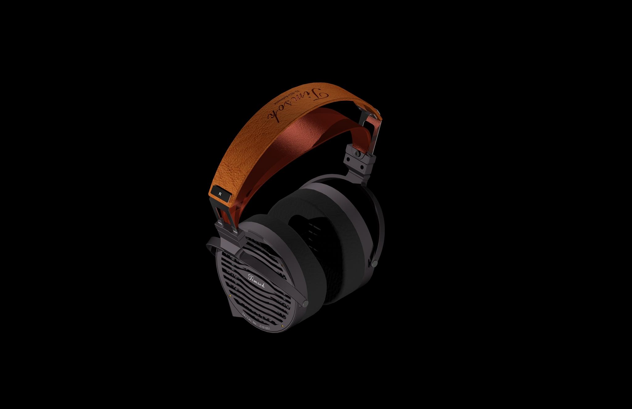 平面振膜HiFi耳机 1