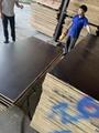 Construction Grade Waterproof Sheet 18mm Film Faced Plywood