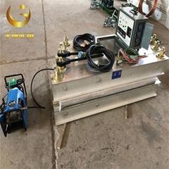 宇成直销输送机皮带硫化机 LBD-1800隔爆型电热式硫化机