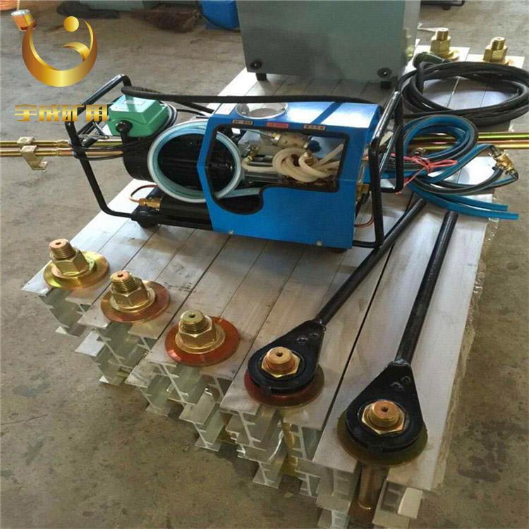 供应ZLJ系列组合式输送胶带硫化接头机 铝合金皮带硫化机 5