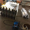 宇成ZLJ-1000×830胶带硫化接头机安装拆卸方便 3