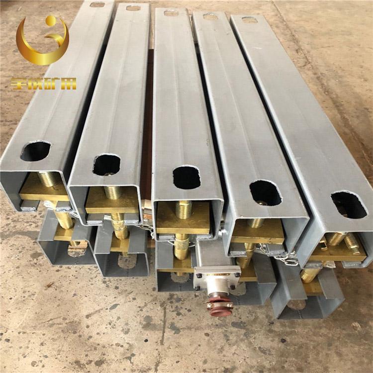 宇成ZLJ-1000×830胶带硫化接头机安装拆卸方便 5