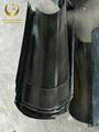 陕西1000*800*2.5搪瓷溜槽 耐磨耐用搪瓷溜槽批发 2