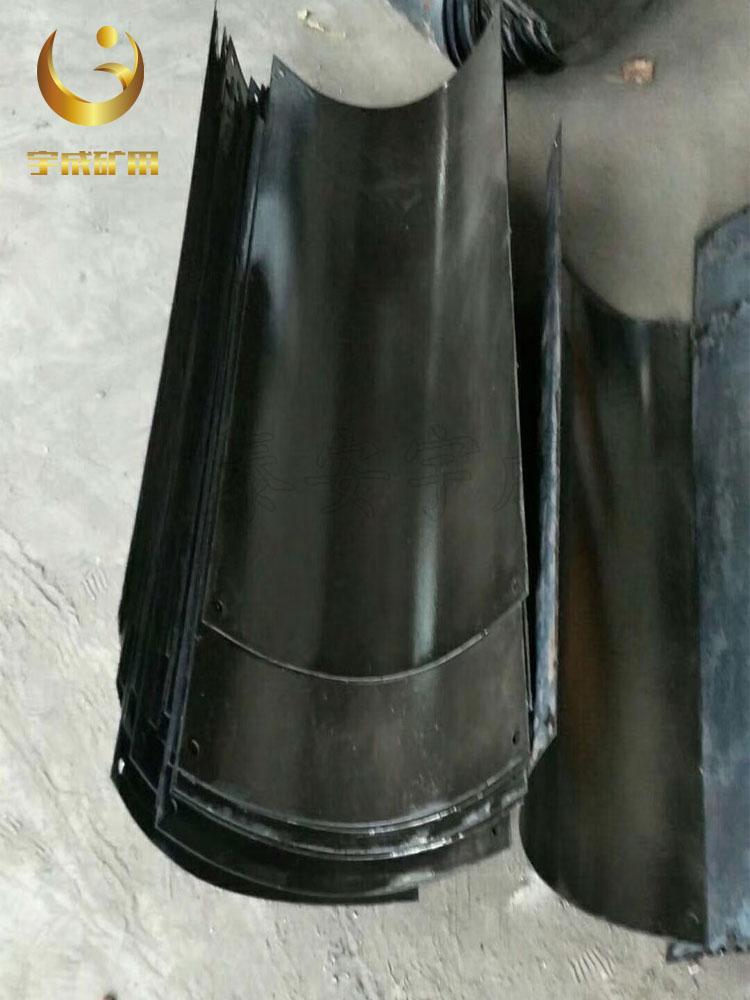 优质T型搪瓷溜槽 U型搪瓷溜槽现货出售 1