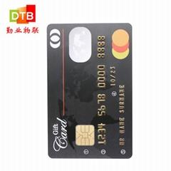 RFID ISO Contact IC Card