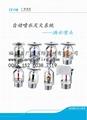 Exporting OEM ODM Fire Sprinkler China Fujian Guangbo Brand fighting 5