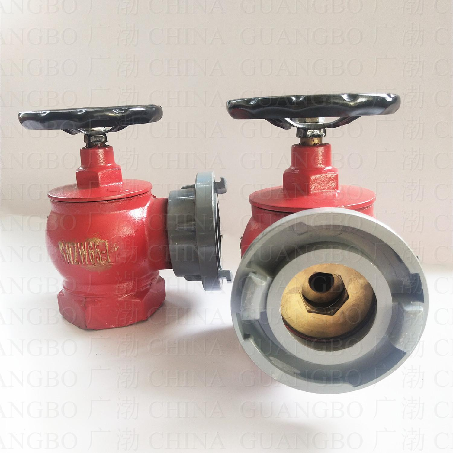 SN65 DN65 Fire Hydrant Pressure Reducing and Stabilizing type  Rotary Stabilized 4
