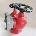 SNSSW65 Fire Hydrant Two Way Two Outlet Pressure Reducing and Stabilizing type 3