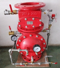 Fire Alarm Valve System Fighting Protection