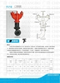 Outdoor Fire Hydrant Different kinds of types Fighting Protection 4