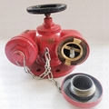 Fire Pump Adapter Water Flow Indicator