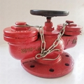 Fire Pump Adapter Water Flow Indicator Reducing Valve Water Hammer Absorber 2