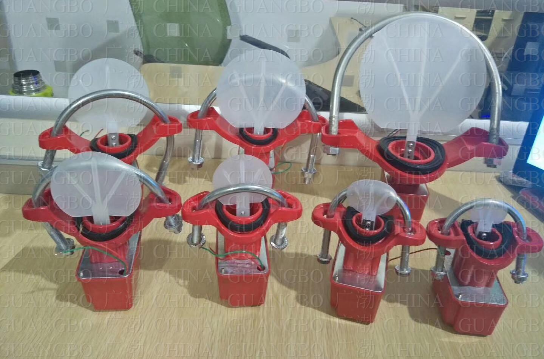 Fire Pump Adapter Saddle Type Water Flow Indicator Reducing Valve fighting 1