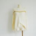 高领针织时尚女性休闲毛衣