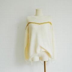 高領針織時尚女性休閑毛衣