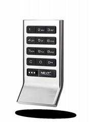 美國Digilock電子鎖 智能櫃鎖 寫字樓員工密碼拍卡