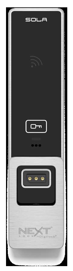 Digilock代理健身房更衣室電子智能感應拍卡鎖  2