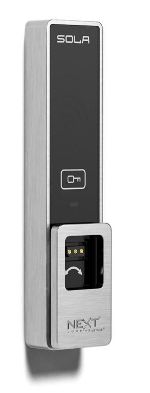 Digilock代理健身房更衣室電子智能感應拍卡鎖  4