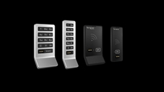 Digilock電子智能櫃鎖 寫字樓員工 密碼拍卡