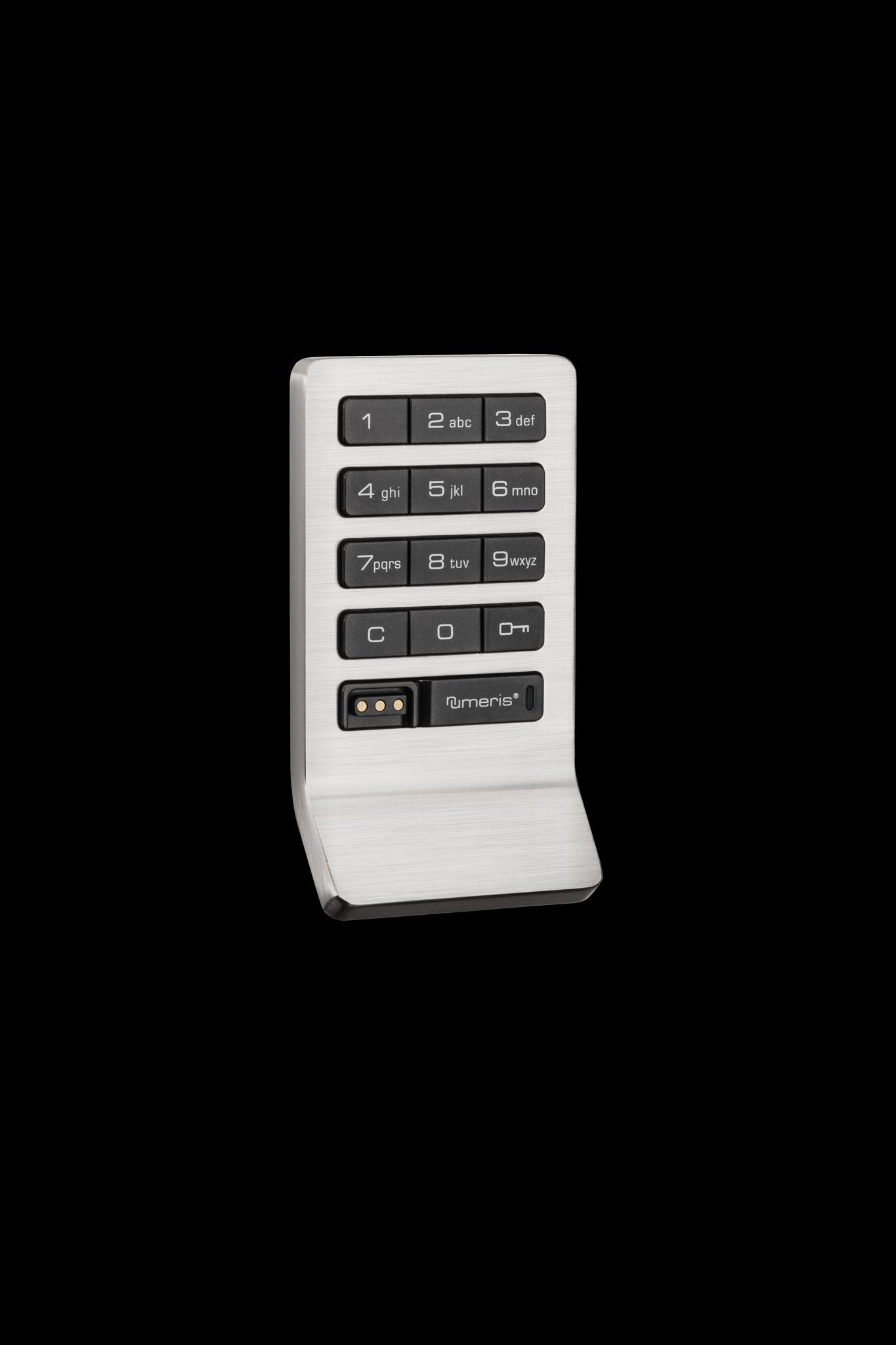 Digilock電子智能櫃鎖 寫字樓員工 密碼拍卡 2