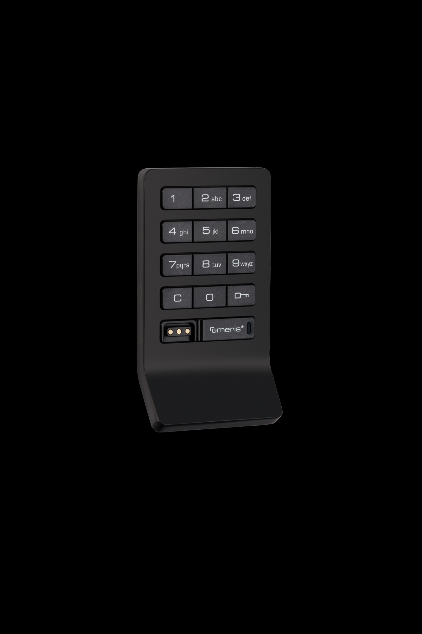 Digilock電子智能櫃鎖 寫字樓員工 密碼拍卡 3